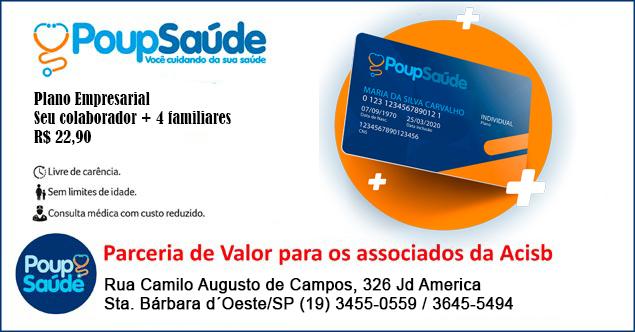 ACISB – Associação Comercial e Industrial de Santa Bárbara d'Oeste